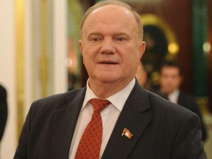 Геннадий Зюганов // Антон Белицкий / Global Look Press