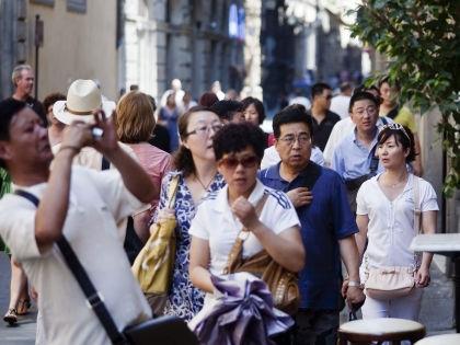 Швейцарцы озабочены поведением китайских туристов // Global Look Press