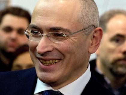 Михаил Ходорковский, по некоторым данным, объявлен в федеральный розыск //  Global Look
