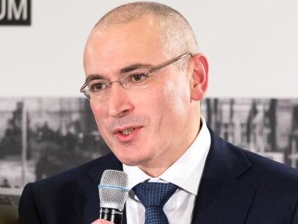 «Открытая Россия» отобрала кандидатов, которых поддержит Михаил Ходорковский // Global Look Press