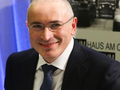 Михаил Ходорковский // Zhang Fan / Global Look Press