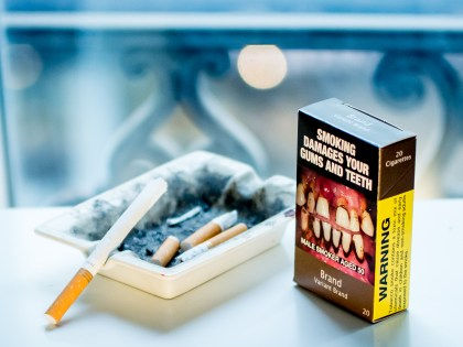 Разгадана еще одна загадка мозга курильщика // Global Look Press