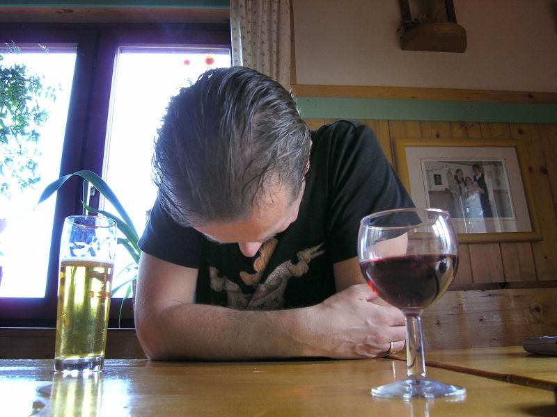 Как пить не уходя в запой
