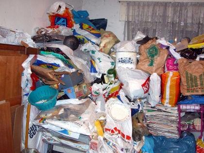 Вечное складирование ненужных вещей – опасно для здоровья // Global Look Press