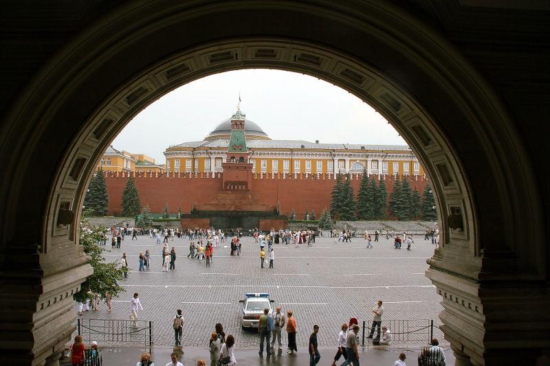 Психбольной решил, что живет в Кремле и попытался туда проникнуть // Global Look Press