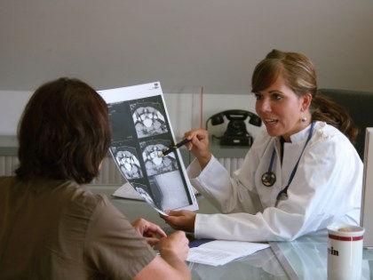 Уровень работы врача зависит от отношения к нему пациента // Global Look Press