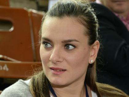 Елена Исинбаева // Global Look Press