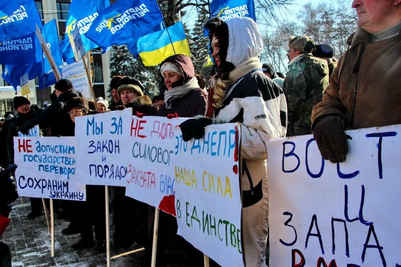 Отставка Коломойского соответствует запросу общества // Global Look Press