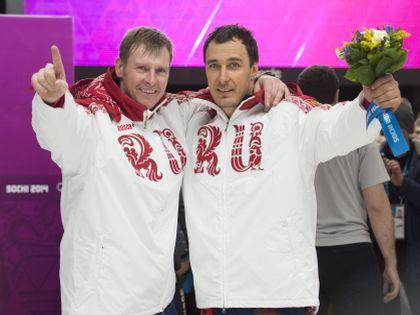 Алексей Воевода и Александр Зубков // Global Look