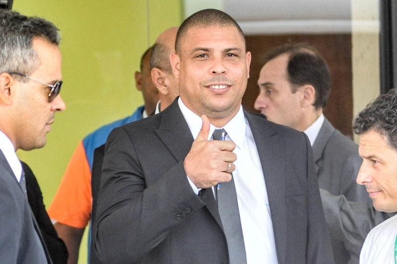 Роналдо готовится открыть футбольную школу в Москве // Global Look Press