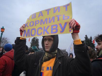 Власти Крыма утверждают, что до полуострова не дошли выделенные из бюджета средства //  Замир Усманов / Global Look Press