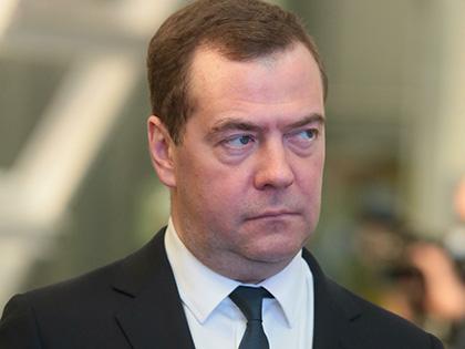 СМИ сообщили о возможной отставке премьер-министра Дмитрия Медведева // Замир Усманов / Global Look Press