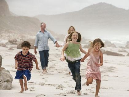 Греция, Турция или Болгария — лучший вариант для отдыха с детьми // Global Look Press
