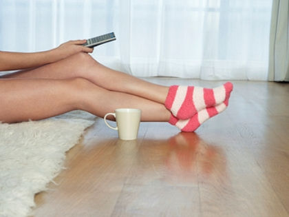 Специальные носки снижают риск развития диабетической нейропатии // Jenny Norquist / Global Look Press