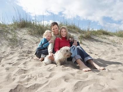Собаки в доме укрепляют здоровье детей и взрослых // Erik Buraas / Global Look Press