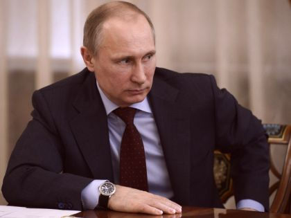 Владимир Путин // Global Look