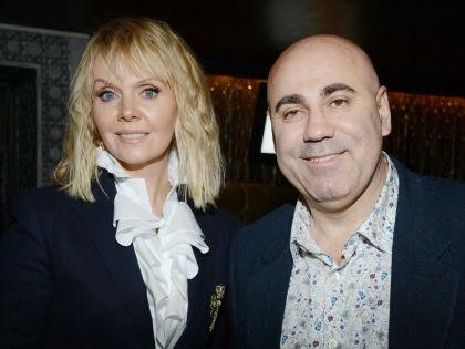 Валерия и Иосиф Пригожин // Анатолий Ломохов / Global Look Press