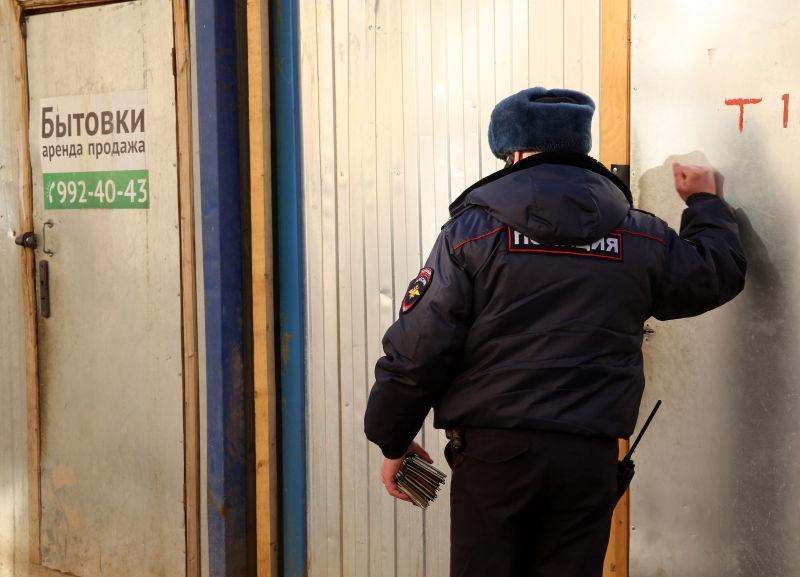 СК допрашивает родственников погибшей // Andrey Pronin/Global Look Press