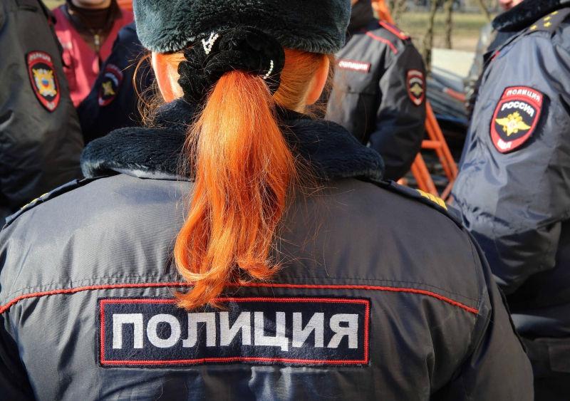 Полиция пытается найти неизвестных, ограбивших инкассаторов // Andrey Pronin/Global Look Press