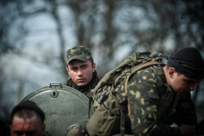 На российско-украинской границе был арестован сержант // Global Look Press