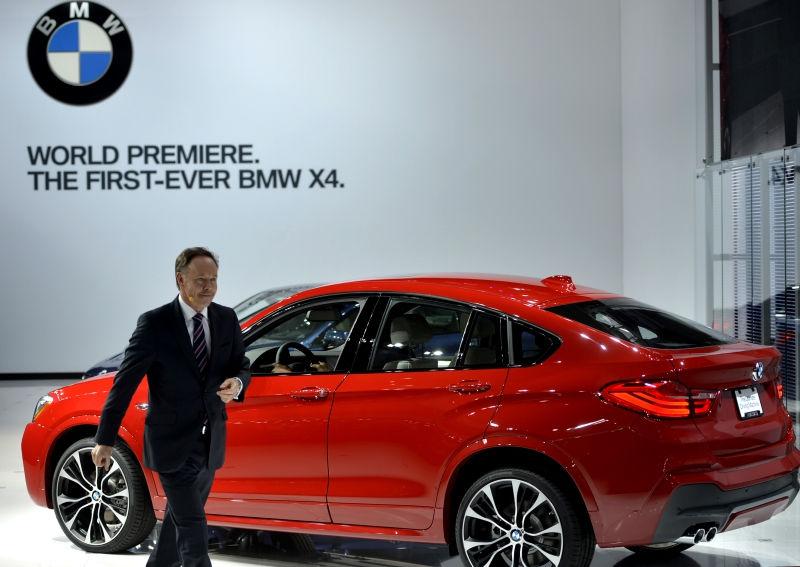 BMW расширяют производство в России // Global Look Press