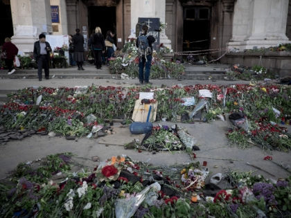 Трагедия в Доме профсоюзов // Global Look Press