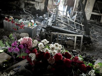 Трагедия в Доме профсоюзов Одессы // Global Look Press