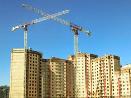 По данным Национального объединения застройщиков жилья, средняя площадь строящихся квартир в России уменьшилась на 9% // Global Look Press