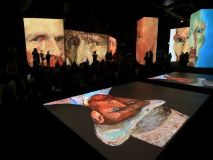 Выставка «Ван Гог. Ожившие полотна» // Замир Усманов / Global Look Press