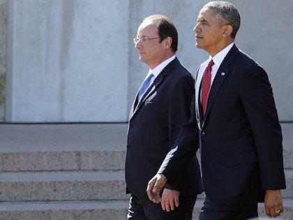 Франсуа Олланд и Барак Обама решили сохранить санкции // Global Look