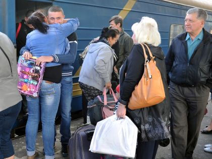"""""""Чартерные поезда"""" помогут решить транспортные проблемы курортов? // Global Look Press"""