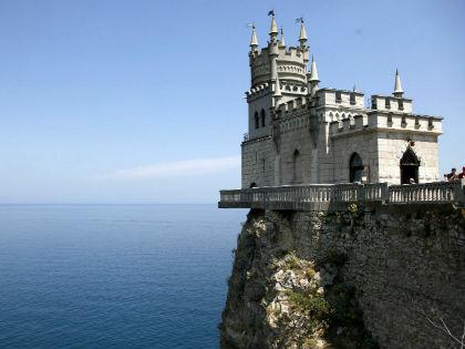 Символ Крыма – Ласточкино гнездо // Global Look Press