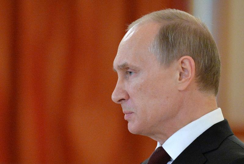 Новые фото Путина появились в Сети // Yuri Kadobnov/Global Look Press