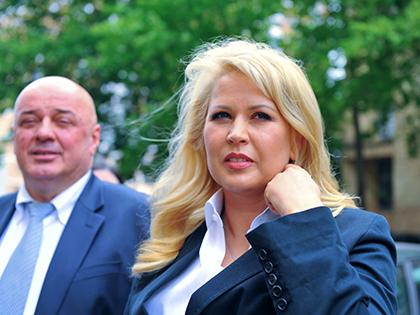 Экс-чиновница Евгения Васильева // Global Look Press
