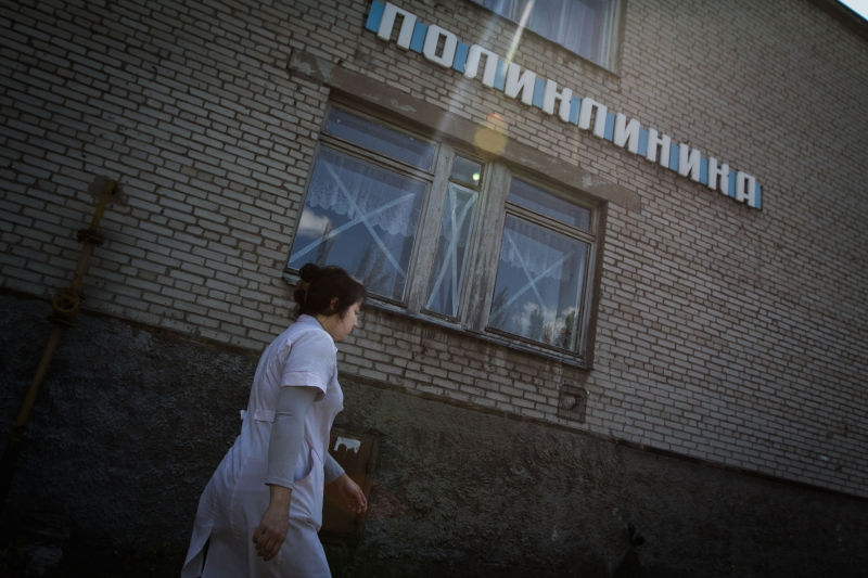 Уфимские врачи продолжают голодать в знак протеста // Sergii Kharchenko/Global Look Press
