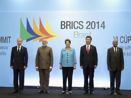 Лидеры стран БРИКС // Global Look Press