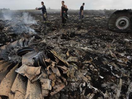 Крушение «Боинга» на Украине // РИА «Новости» / Global Look Press