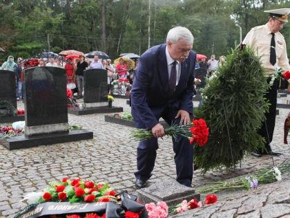 В результате трагедии погибли все находившиеся на АПЛ «Курск» (118 человек) //  Global Look