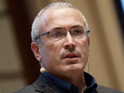 Михаил Ходорковский //  Global Look