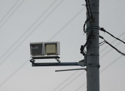 Камера фиксирования скорости // Антон Белицкий / Global Look Press