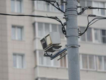 Камера фиксации скорости автомобилей // Антон Белицкий / Global Look Press