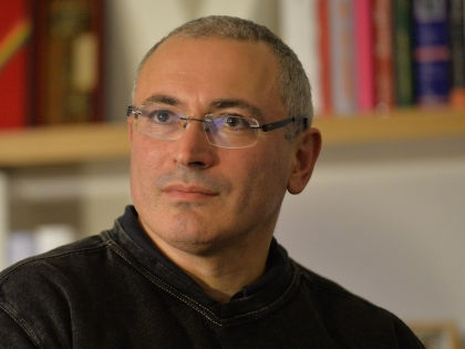 Михаил Ходорковский // Global Look Press