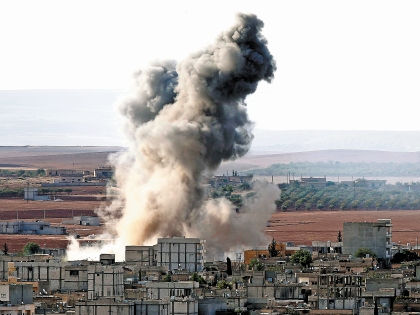 Военные обещают, что удары будут точечными и мирное население не пострадает // Global Look Press