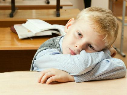 Не спешите думать, что ваш сын лентяй или капризуля // Global Look Press
