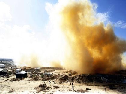 12 ноября в Египте произошёл теракт //  Global Look Press