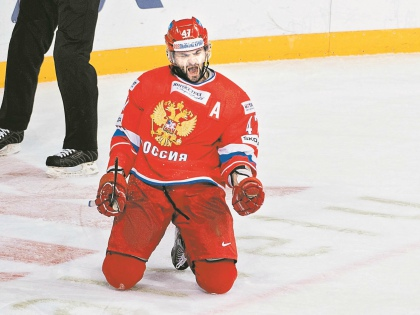Сейчас отказ принять участие в чемпионате мира, по сути, является для игрока НХЛ выходом из сборной страны // Global Look Press