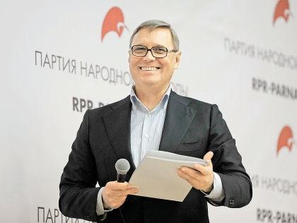 Михаил Касьянов // Global Look Press