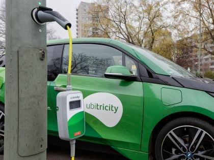 Заправки для электромобилей в России пока не пользуются спросом // Global Look Press