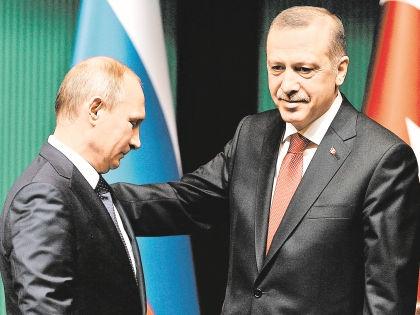 Еще 2 месяца назад Турция и Россия были чуть ли не лучшими друзьями // Russian Look