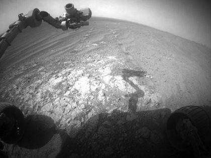 Зонд отделился от носителя и совершил посадку на Марс в 2003 году. Однако тогда специалисты не смогли связаться с аппаратом // Global Look